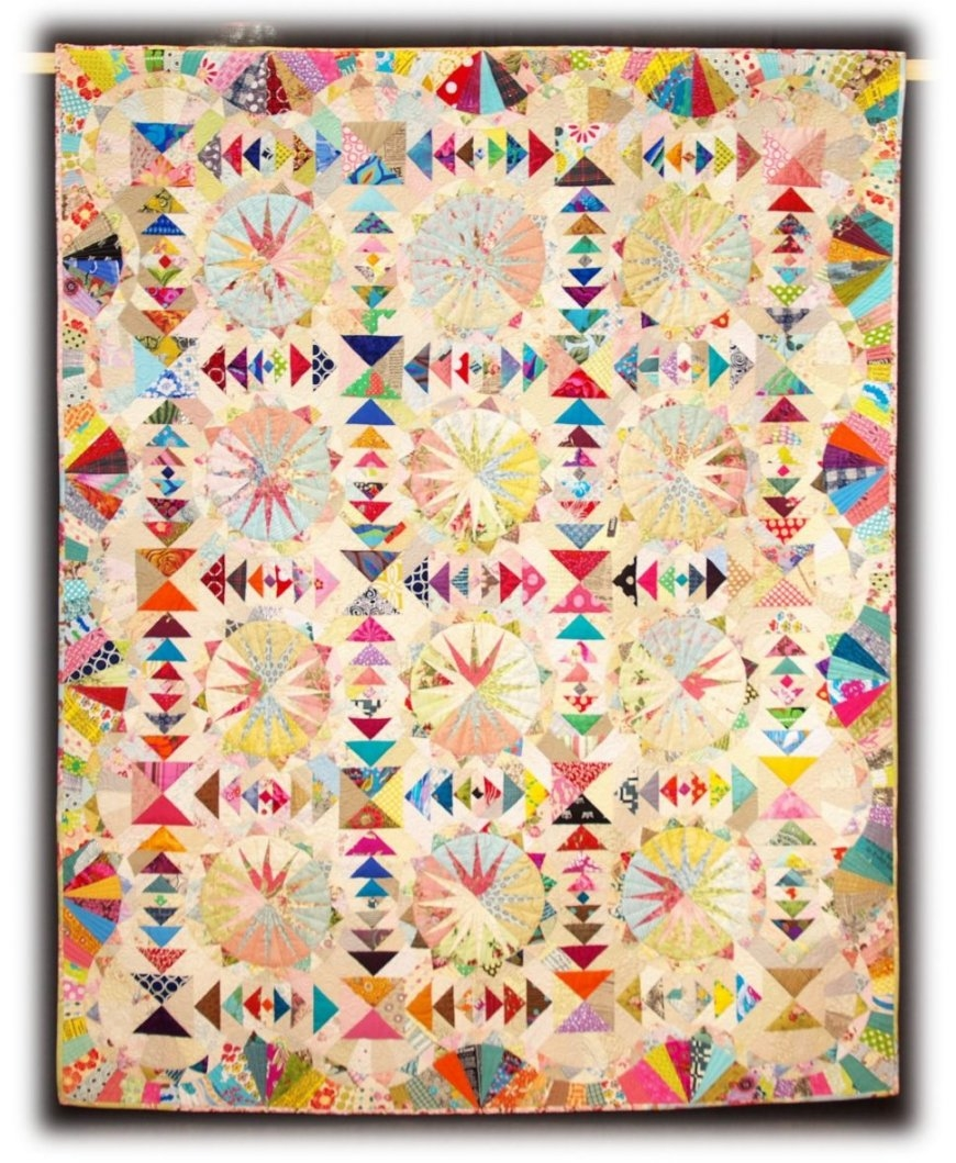 Festival of Quilts 2013 Birmingham