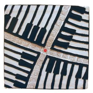 Anna Gallardo - Quatro pianos