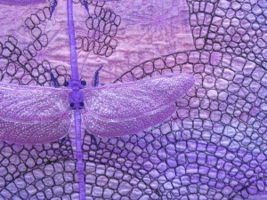 Barbara Lange - Dragonfly - Detail