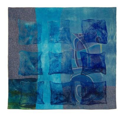 Cecília González - Sinestèsia - Rhapsody in Blue -106x100