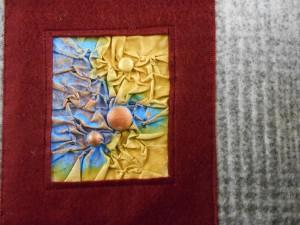 Jana Lálová – Textile Manipulating - Detail 02
