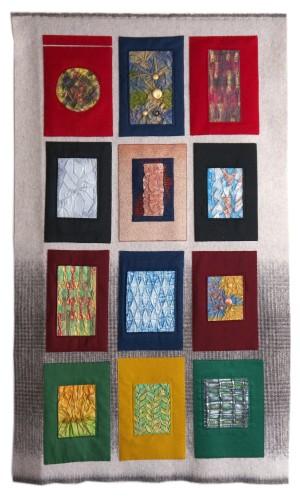 Jana Lálová – Textile Manipulating