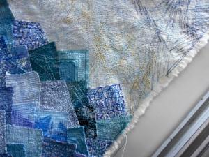 Kathleen Loomis – Blue Mountains - Detail