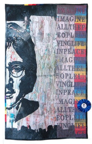 Sandra Van Velzen – Imagine all the People