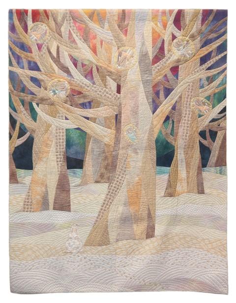 Junko Yazawa - È arrivata la primavera nella foresta addormentata