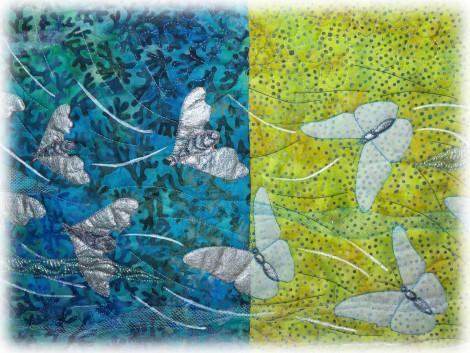 Béatrice Bueche - Bye Bye Butterflies - Detail 01