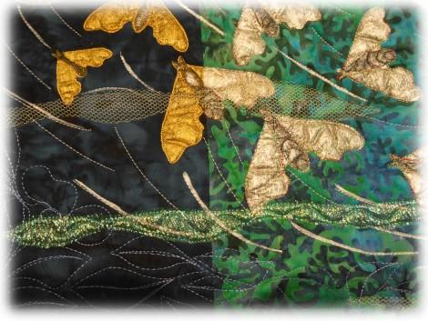 Béatrice Bueche - Bye Bye Butterflies - Detail 02
