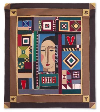 Tatiana Shishigina - Yakut craftswoman patterns - 70x80