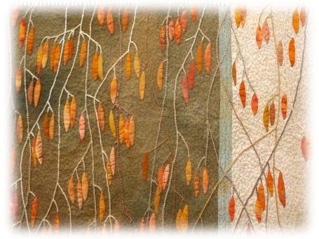 Trudy Kleinstein - Herbst des Lebens - Detail 01