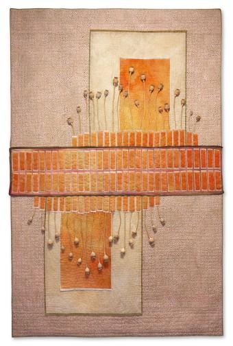 Trudy Kleinstein - Mohn - 100x152