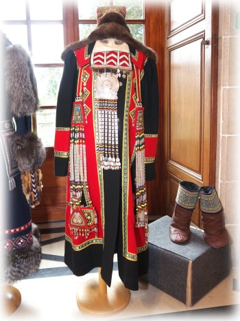 Venera Makarova - Set of yakut woman's festive dress