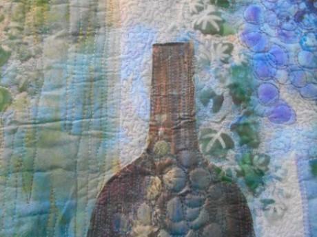 Černá Romana – Blauer Portugeise -Detail