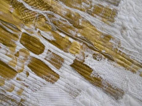Šterbová Jana – Golden vein - Detail