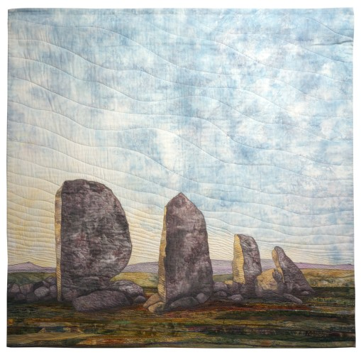 Denise Labadie - Eightercua Stone Row