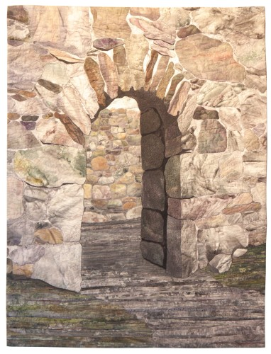 Denise Labadie - Irish Church Ruin