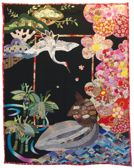 Keioko Shimoyama – Figures of lucky omen in Japan