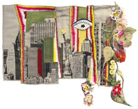 Martine Molet-Bastien - Yasamin - Flower Walls