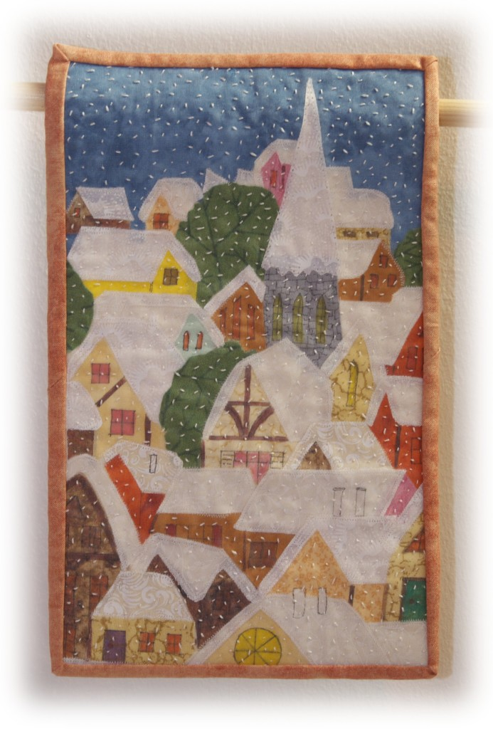 316-miniature-quilts-doreen-hallett-white-winter