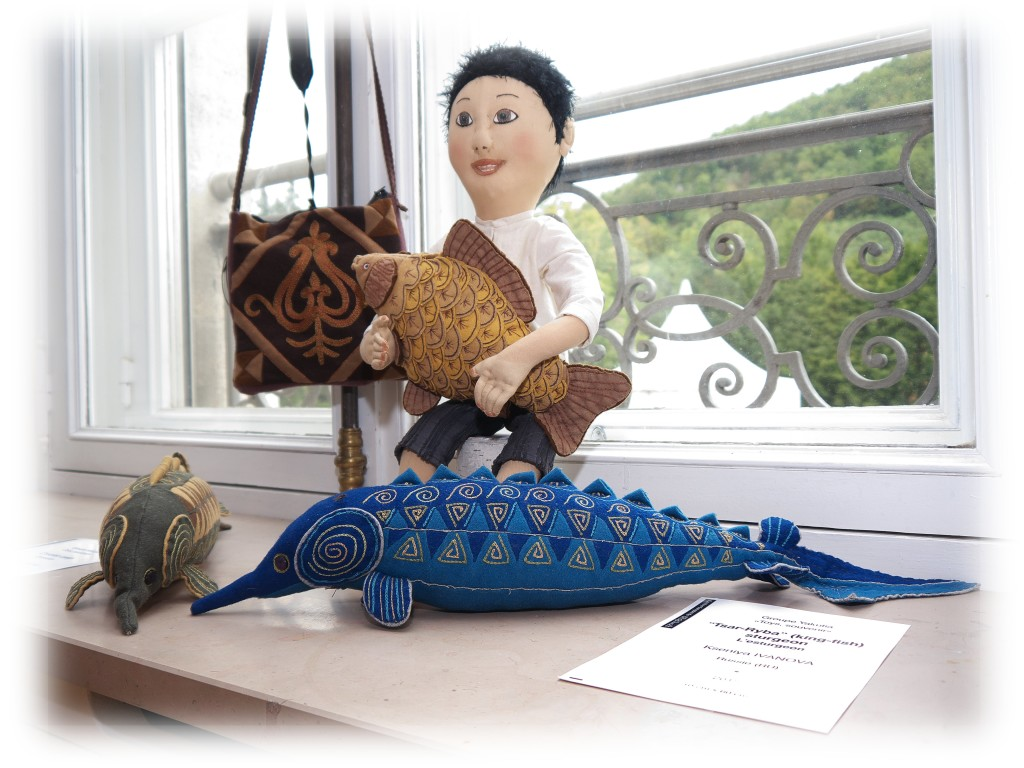 kseniya-ivanova-tsar-riba-king-fish-sturgeon-10x40