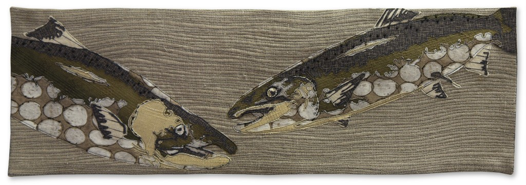 martha-wolfe-9-stitches-wild-life-salmon-69x23
